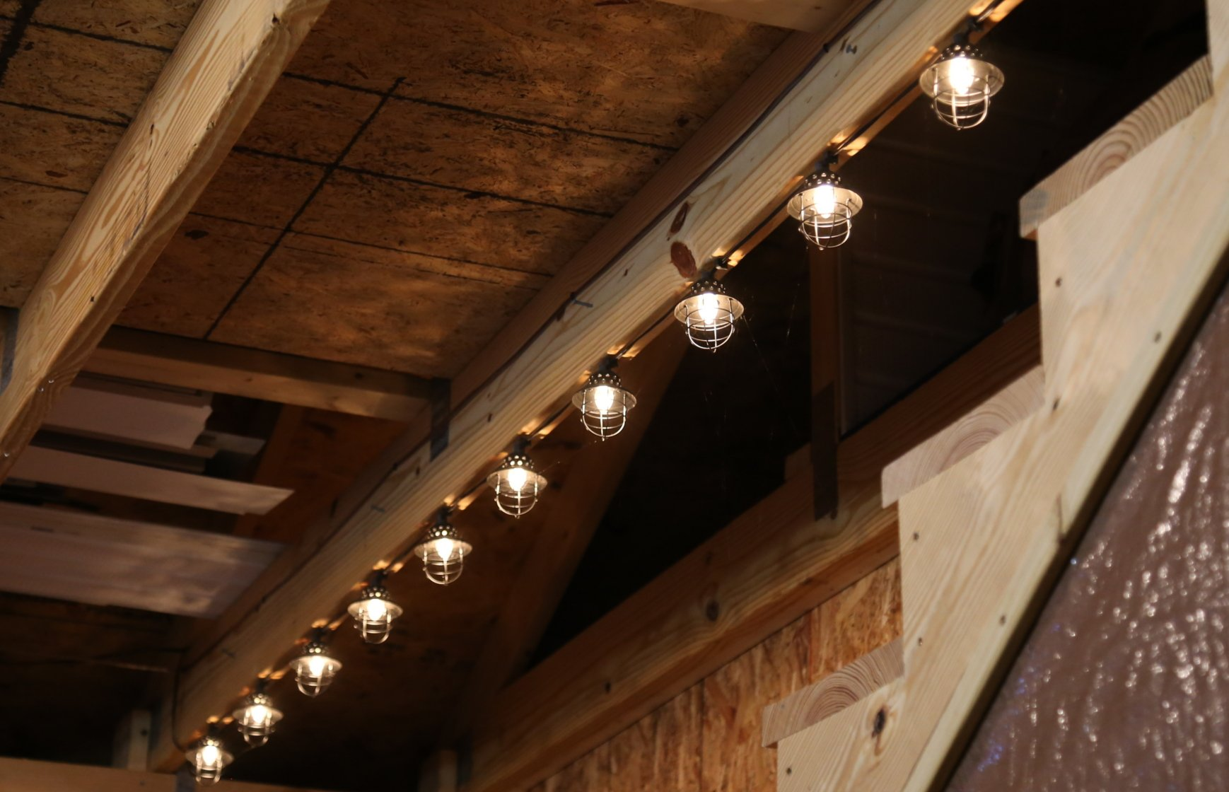decor x led fixtures garage workshop intended for fans proportions ass and lights haiku big lighting