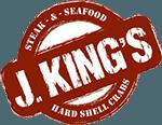J. Kings Steak & Seafood Restaurant Logo