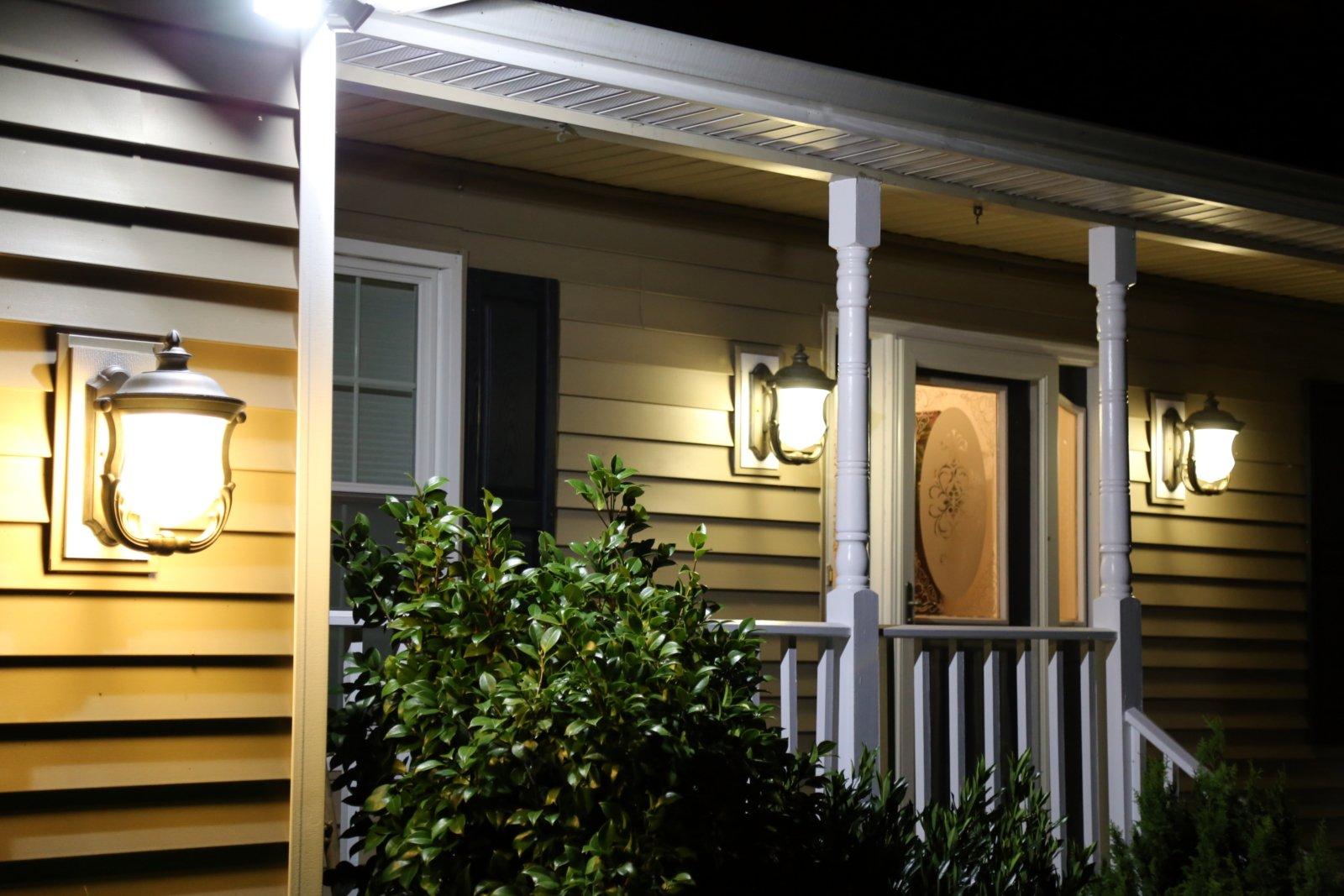 Crofton electricians Outdoor lighting
