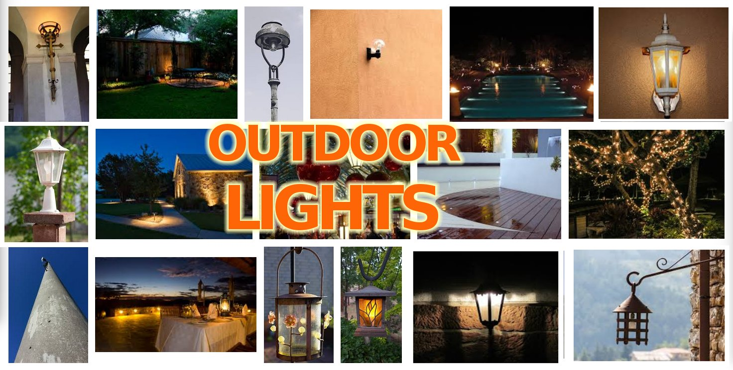 Electrician for Crofton outdoor lighting