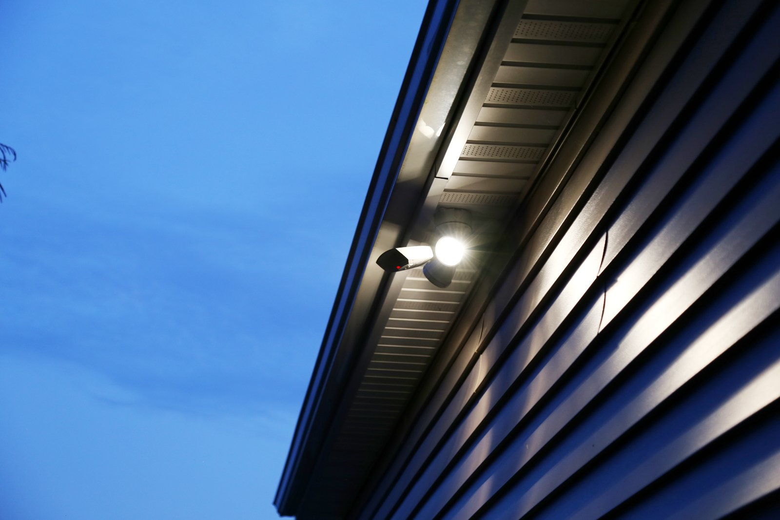 Motion Sensor Lights for houses in Crofton