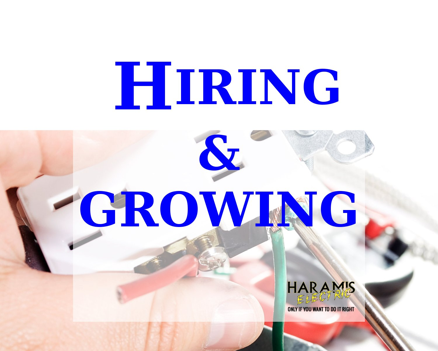 Electricians Jobs in Crofton and AA County Maryland