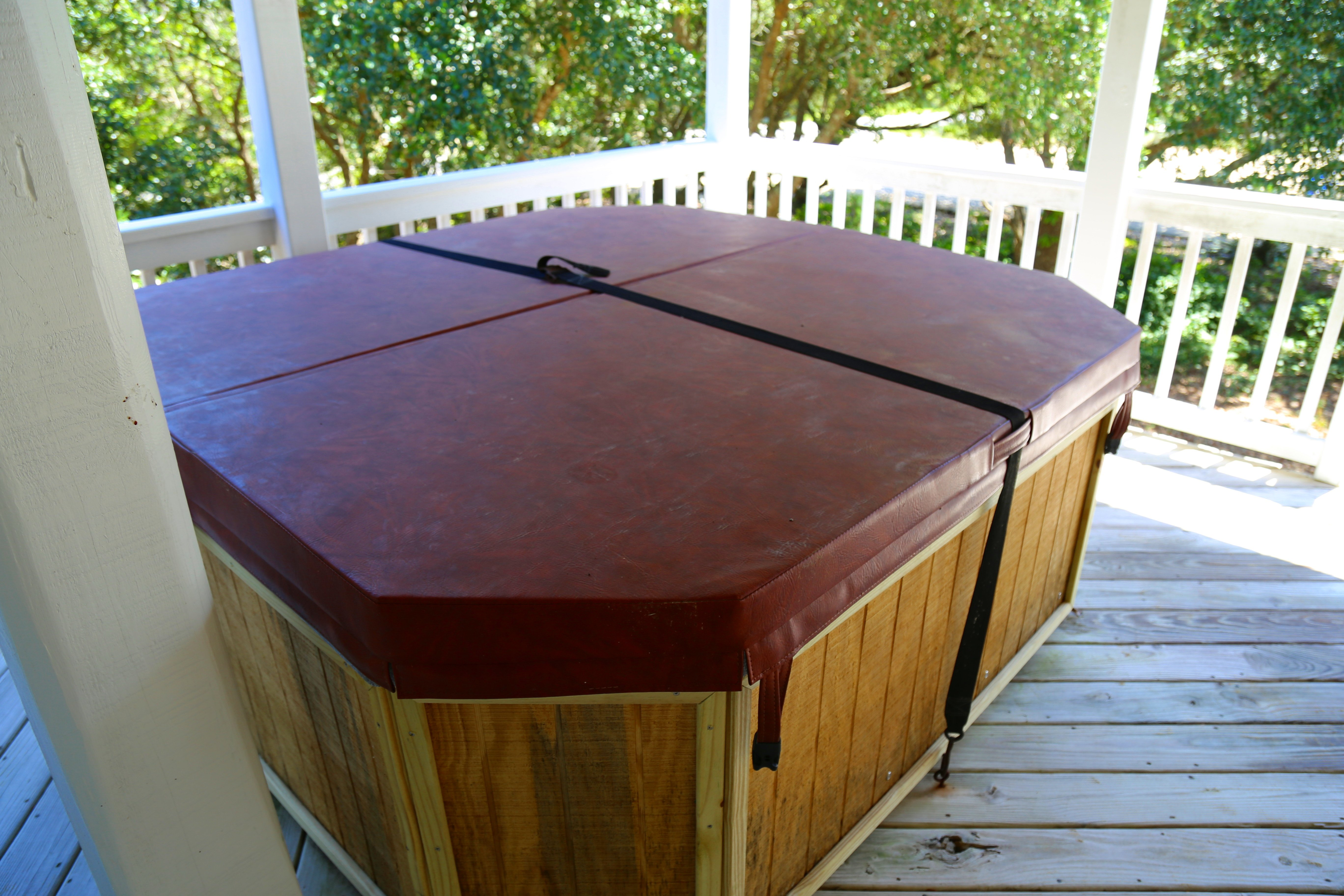 Crofton Electrician Hot Tub Install