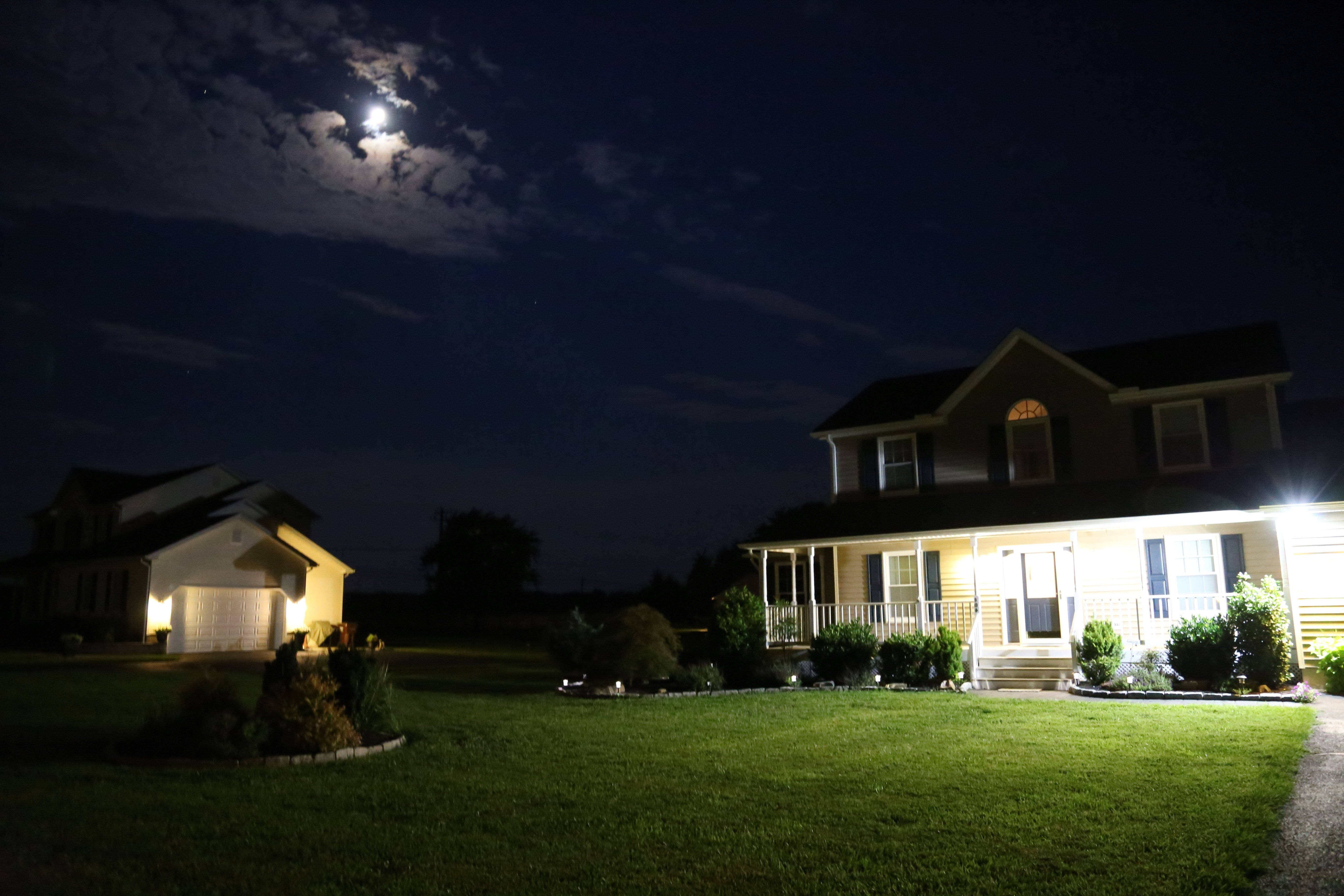 Electrical contractor for outdoor lighting in AA county MD