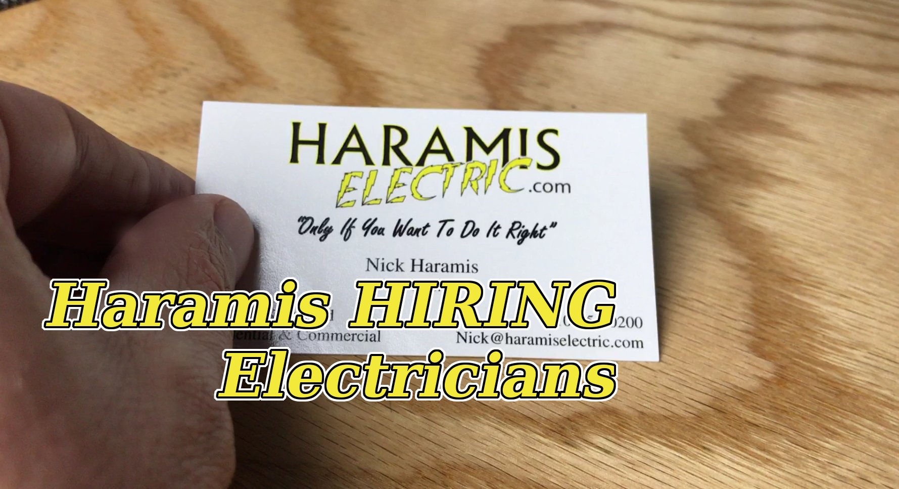 Hiring Electricians Jobs Galesville