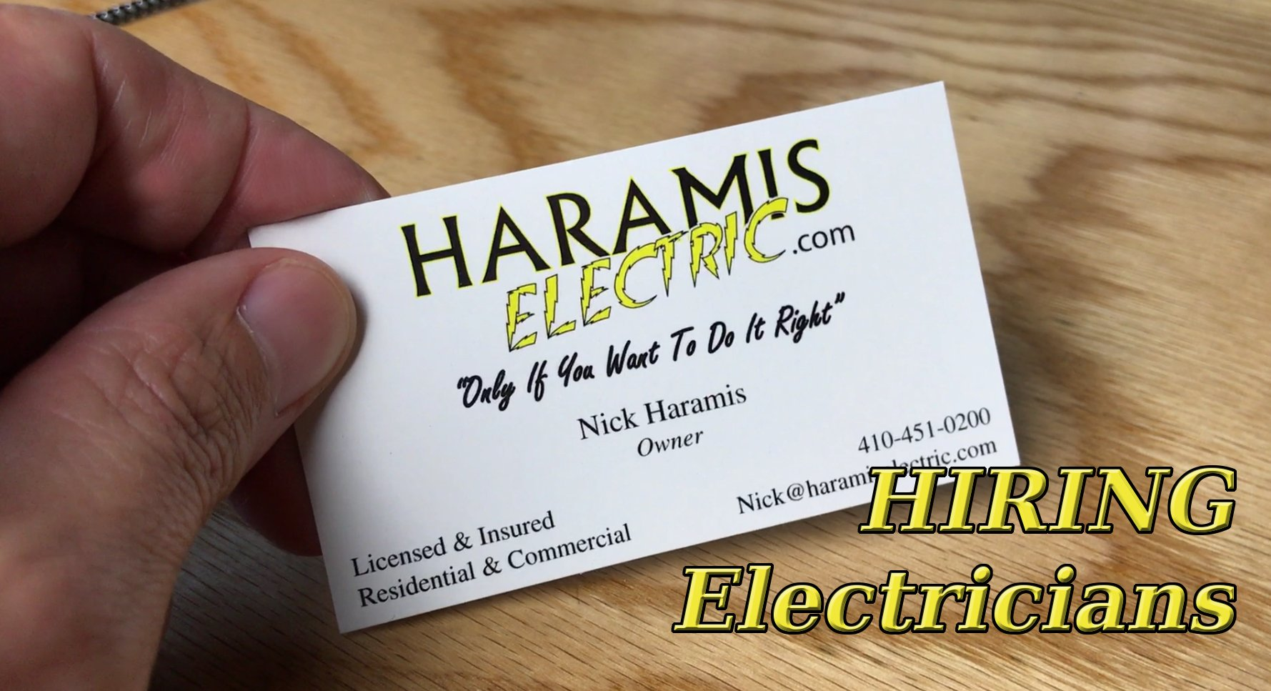 Electrician Jobs in Odenton 21113