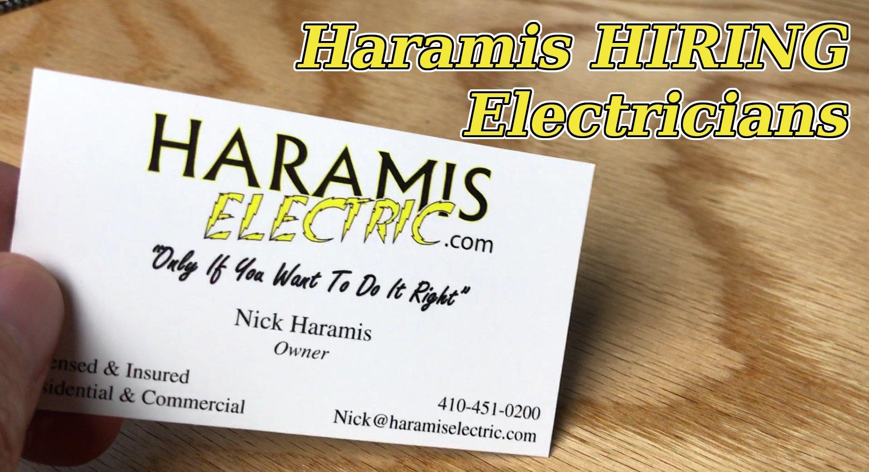 Hiring Parole Electricians Jobs