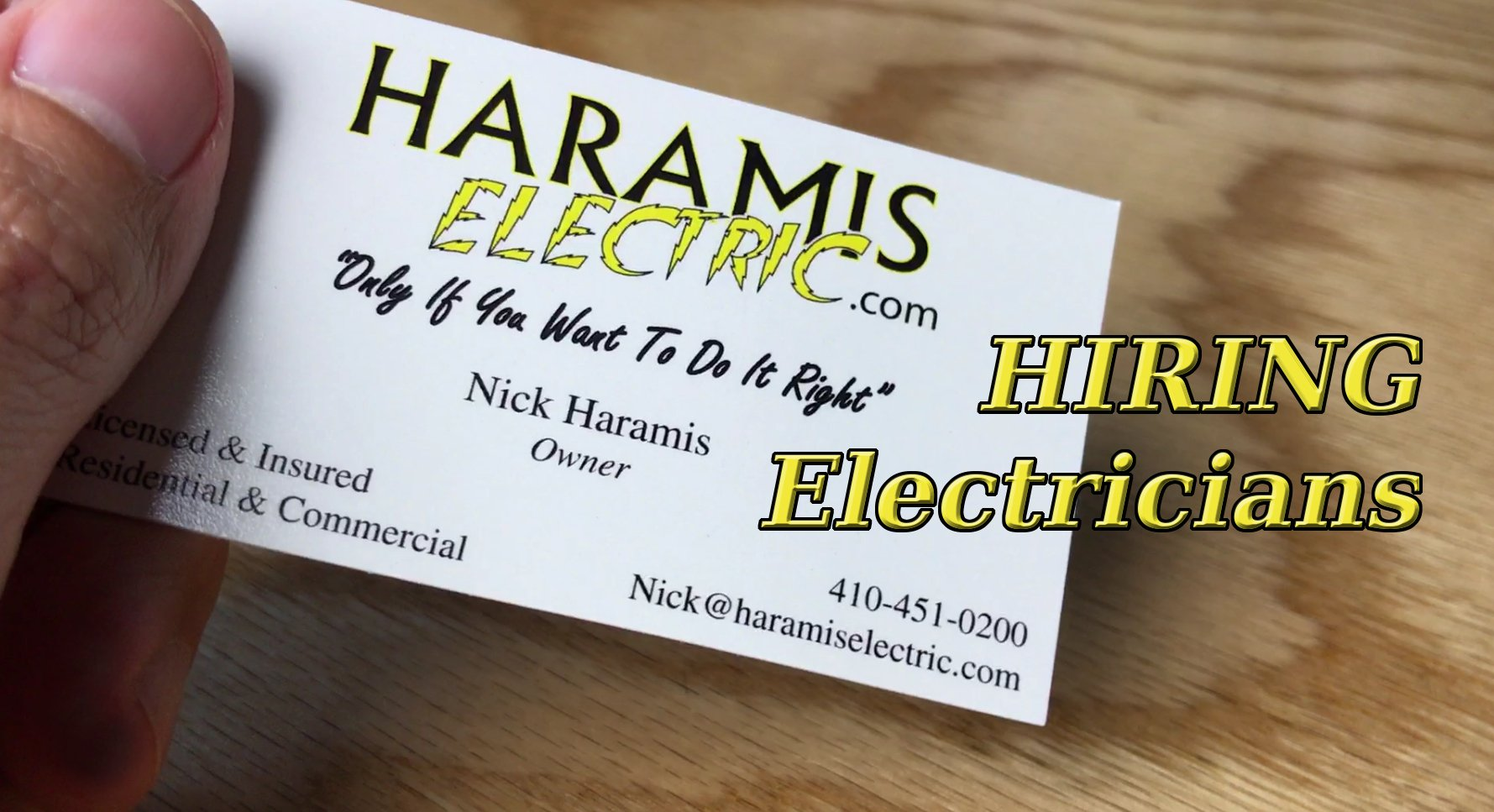 Electrician Jobs Riva Hiring