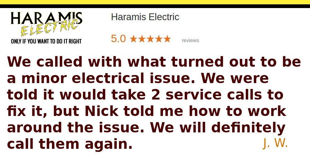 21114 Electricians Crofton