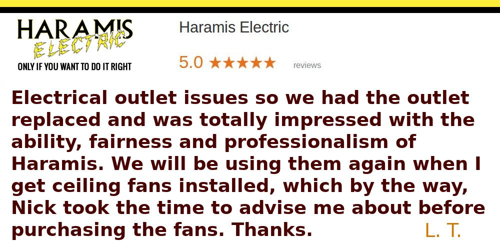 Crofton Electricians Reviews in 21114