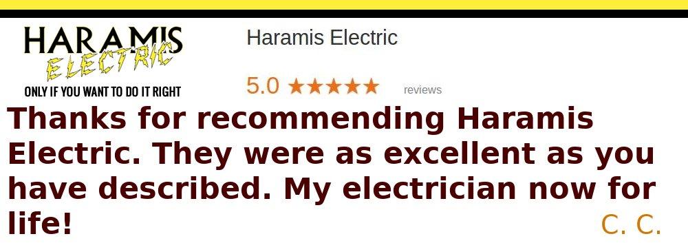 Crofton Electrician Best Reviews Haramis
