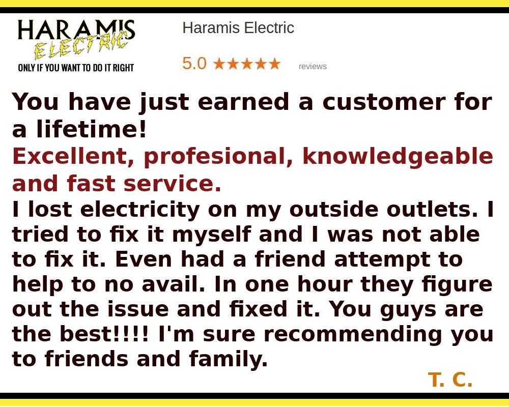 Haramis Electric Reviews Crofton 21114