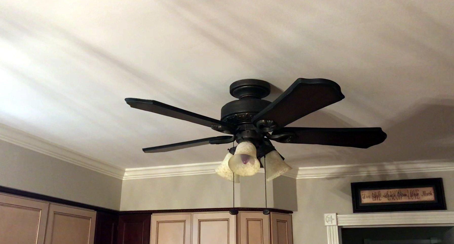 3 light ceiling fan Crofton
