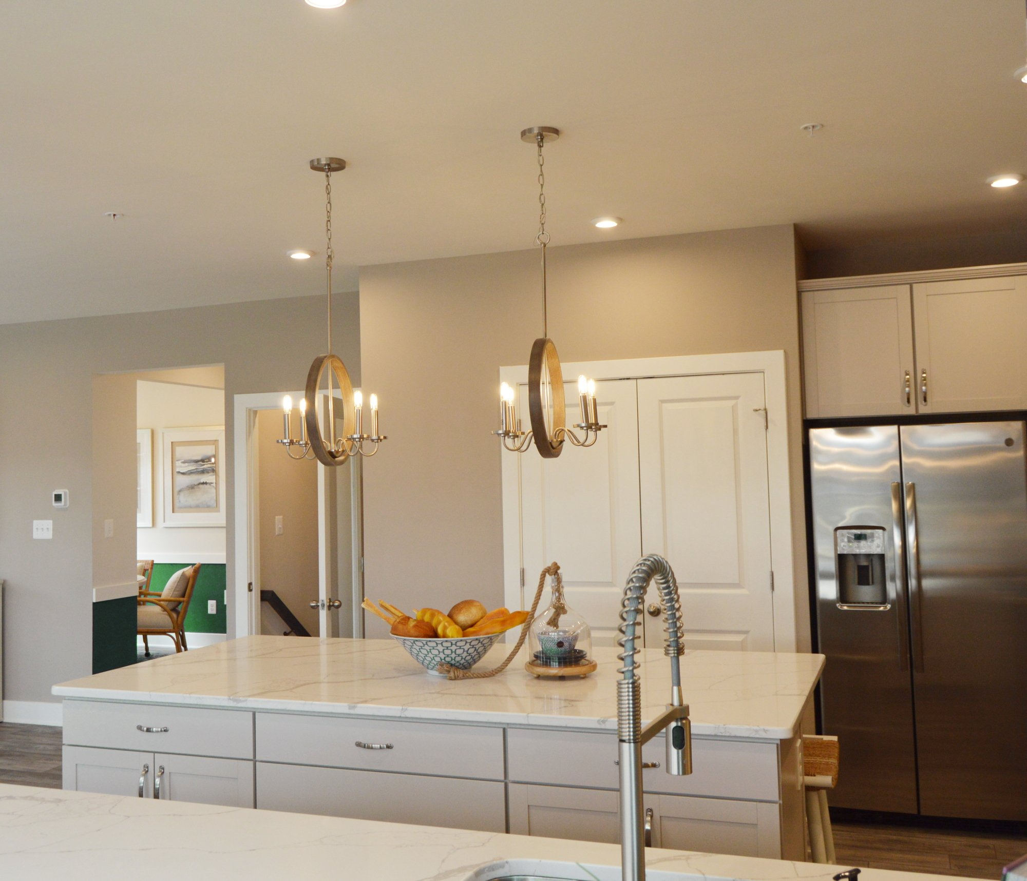 Crofton Electrician Kitchen Make Over