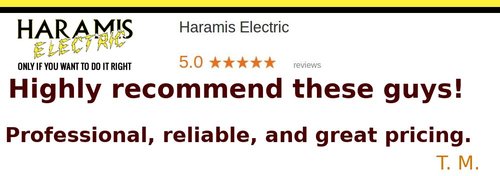 Crofton Electricians Reviews