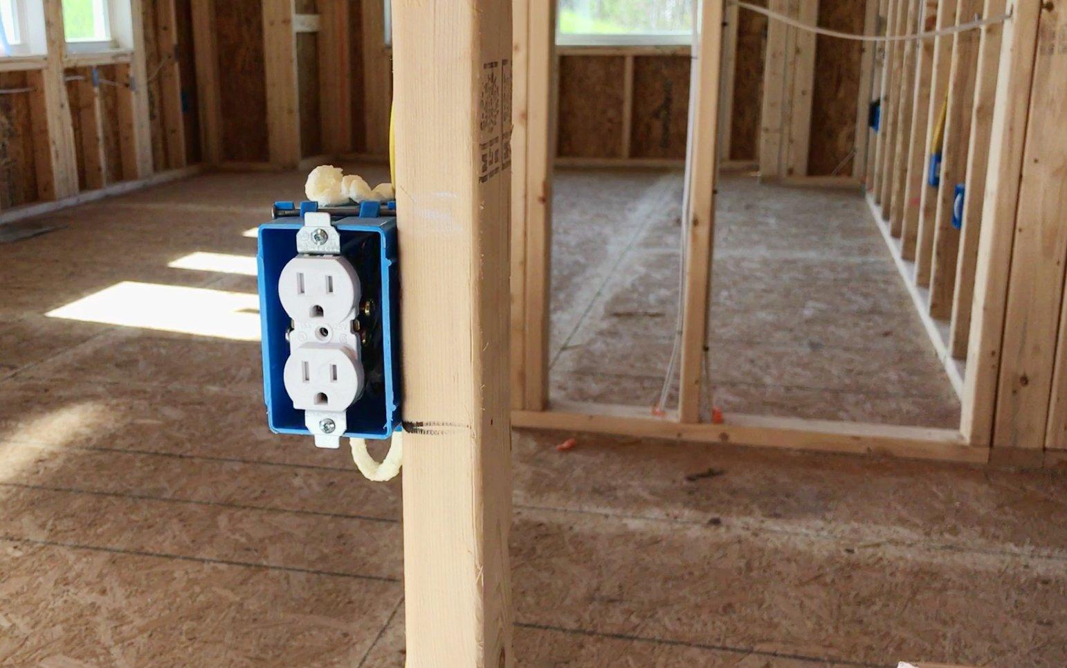 Electrician Crofton Finish Garage Basement