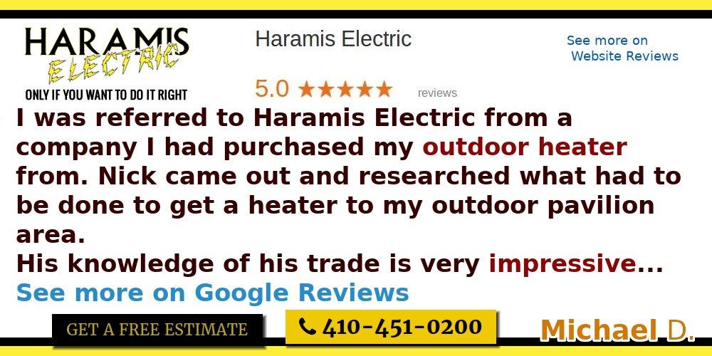 Electricians Crofton & Ferndale Reviews