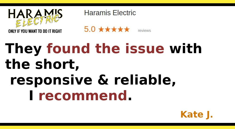 Electricians Crofton Troubleshooting Reviews