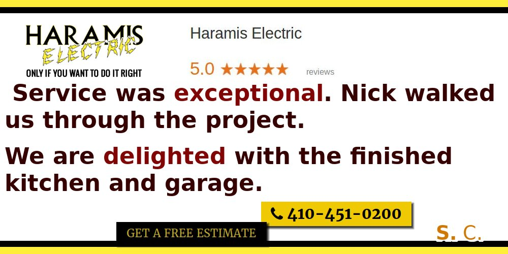 Crofton Electricians Reviews